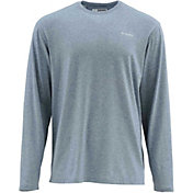 Simms Men's Bugstopper Long Sleeve Tech Shirt