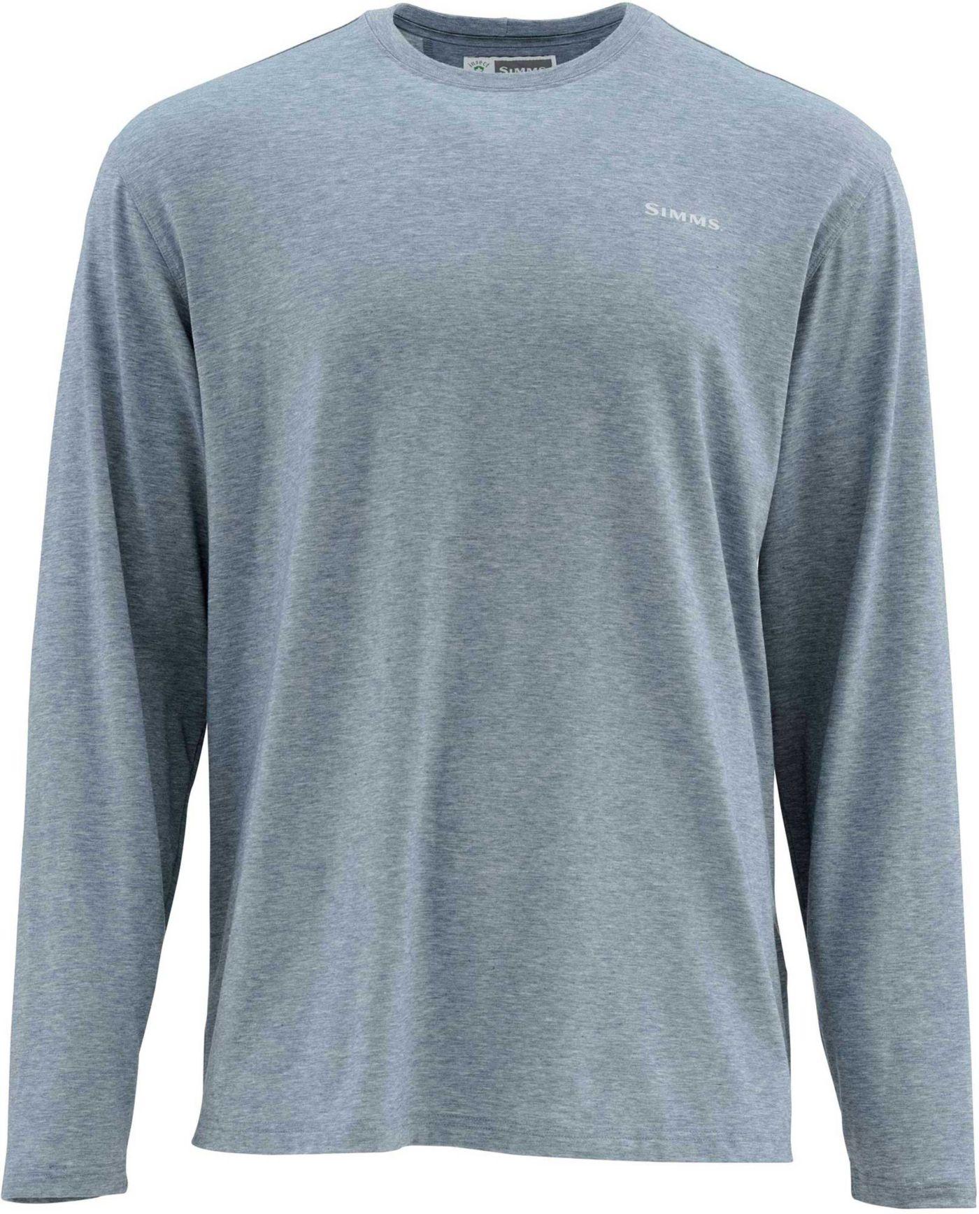 Simms Men's Bugstopper Long Sleeve Tech Shirt
