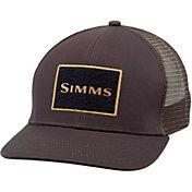 Simms Men's High Crown Trucker Hat