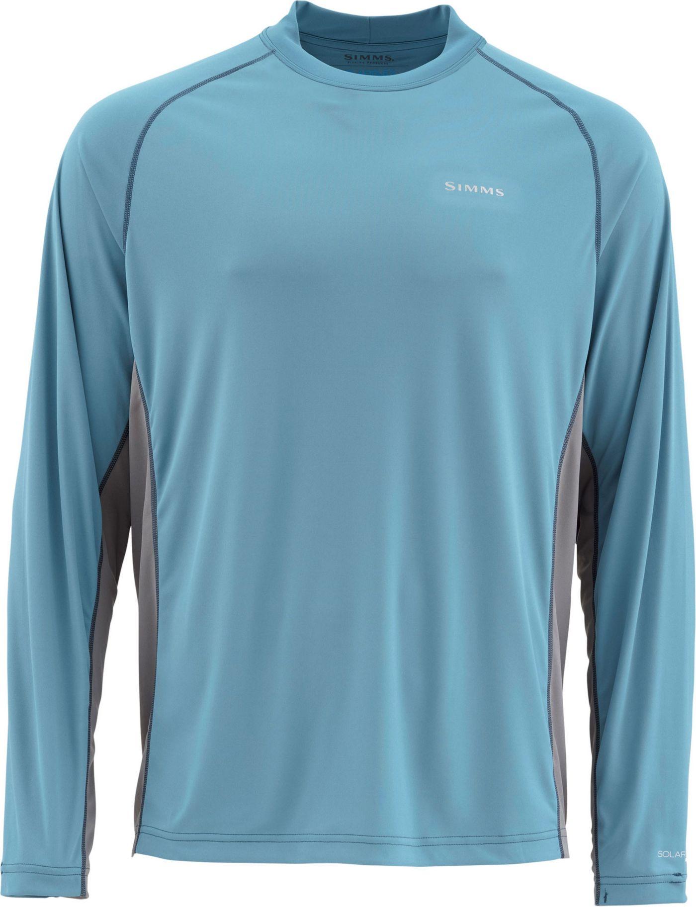 Simms Men's Solarflex Long Sleeve Technical Shirt