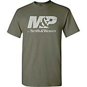 Smith & Wesson Men's M&P Distressed Logo T-Shirt