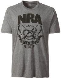 cfb8f6fb NRA Men's Premium Vintage 1871 Logo T-Shirt | Field & Stream