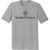 Smith & Wesson Men's Distressed Logo T-Shirt
