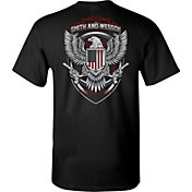 Smith & Wesson Men's Flag & Eagle Seal T-Shirt