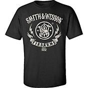 Smith & Wesson Men's Lightning Bolt Banner T-Shirt