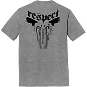 Smith & Wesson Men's Respect 2.0 Logo T-Shirt
