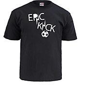 Soffe Boys' Epic Kick Soccer Graphic Tee
