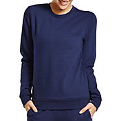 Soffe Women's Core Fleece Crew Sweatshirt