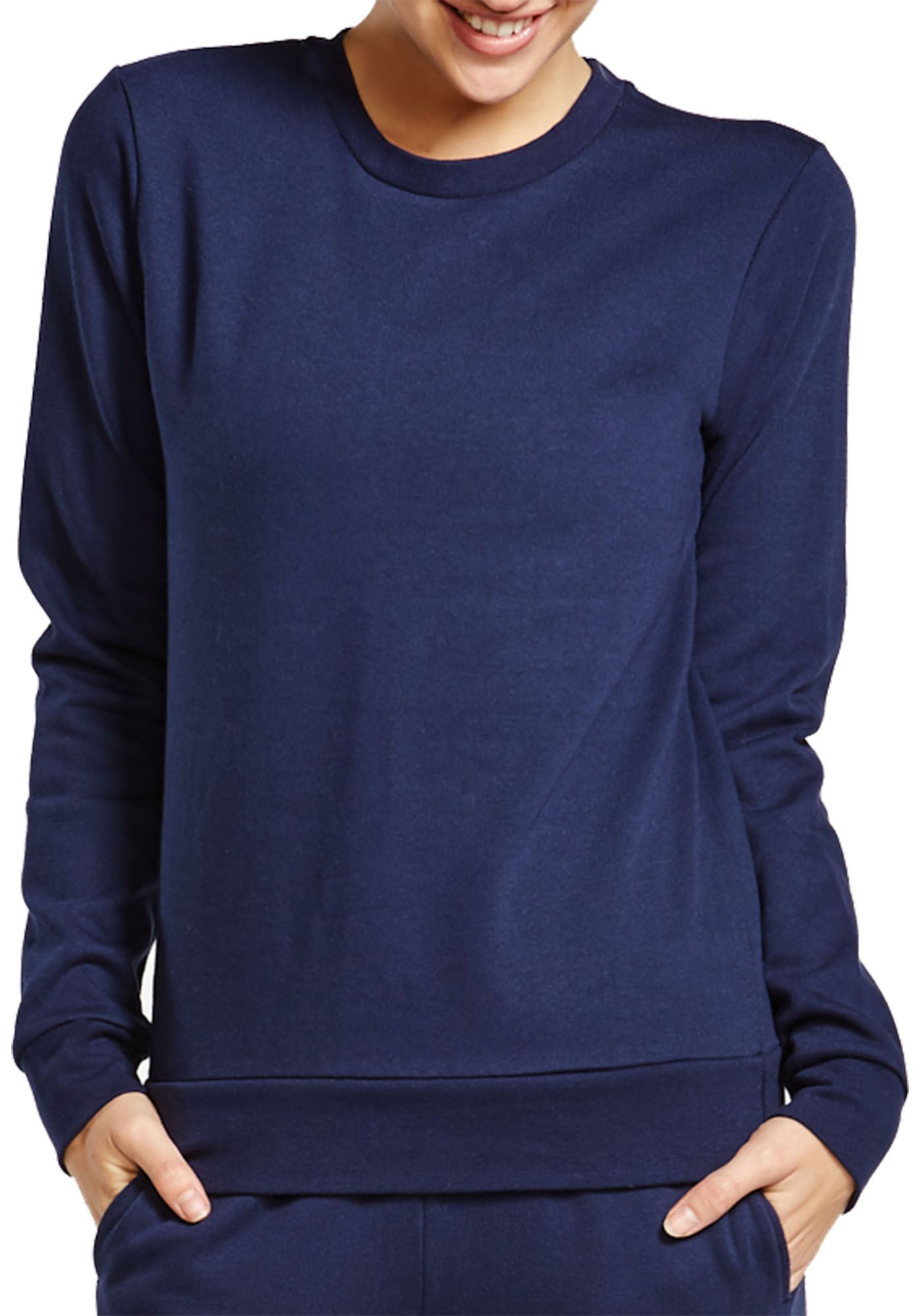 Soffe Juniors' Core Fleece Crew Sweatshirt