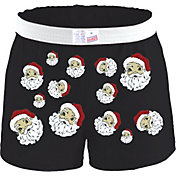 Soffe Women's Holiday Graphic Cheer Shorts