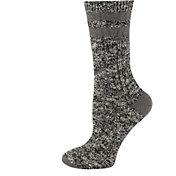 SOREL Women's Varsity Stripe Cotton Crew Socks