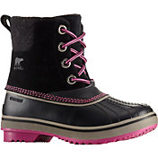 SOREL Kids' Slimpack II Lace 100g Waterproof Winter Boots