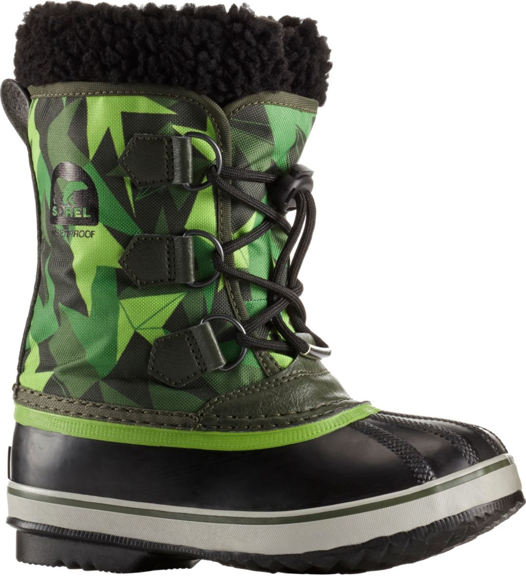 huge inventory professional shop for authentic SOREL Kids' Yoot Pac Waterproof Winter Boots