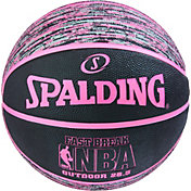 Spalding NBA Fast Break Basketball (28.5')