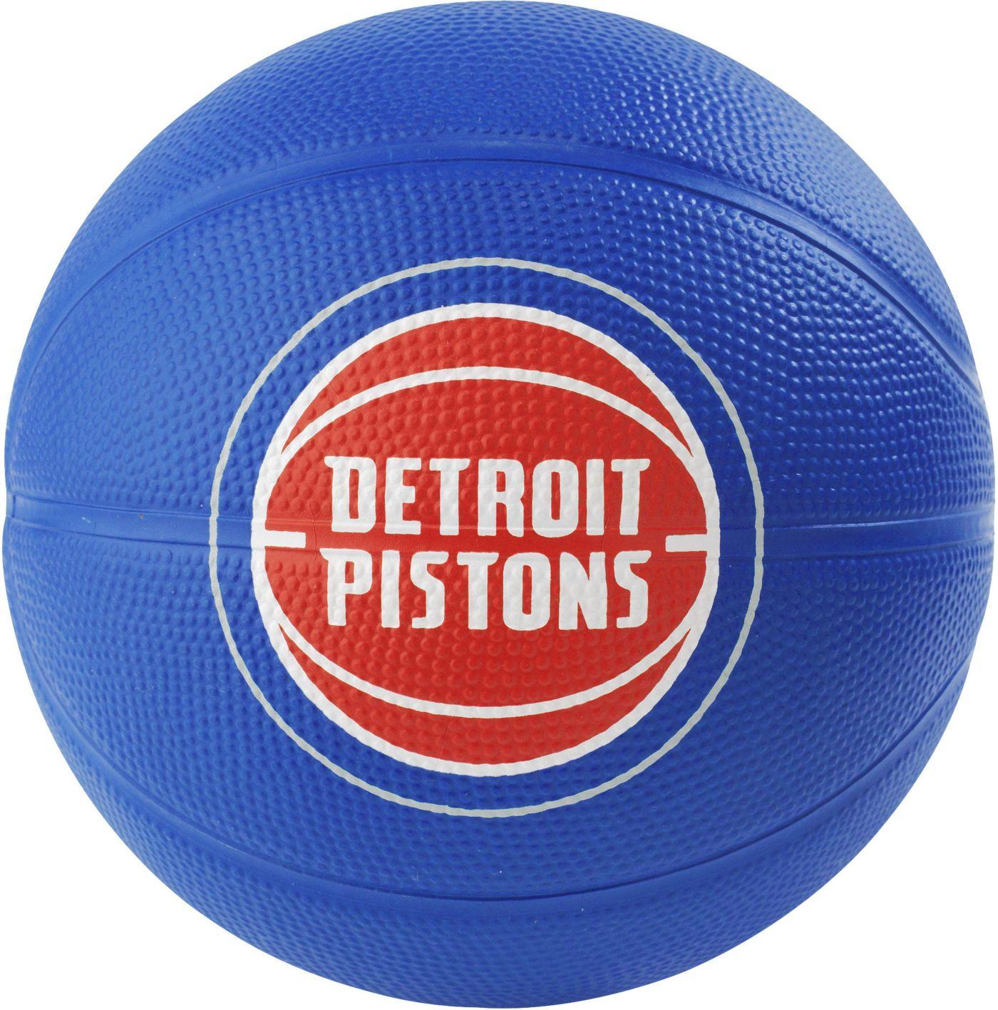 Spalding Detroit Pistons Mini Basketball