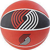 Spalding Portland Trail Blazers Full-Sized Court Side Basketball