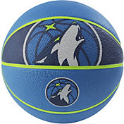 Spalding Minnesota Timberwolves Full-Sized Court Side Basketball