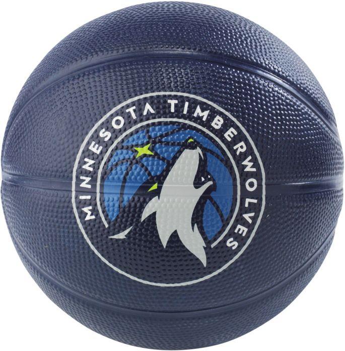 Spalding Minnesota Timberwolves Mini Basketball Dick S Sporting
