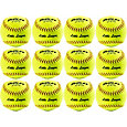 Dudley Little League 12'' Softballs - 12 Pack