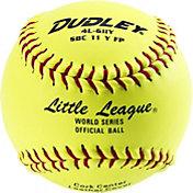 Dudley Little League World Series 11'' Softballs - 12 Pack