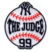 The Emblem Source New York Yankees Aaron Judge Patch