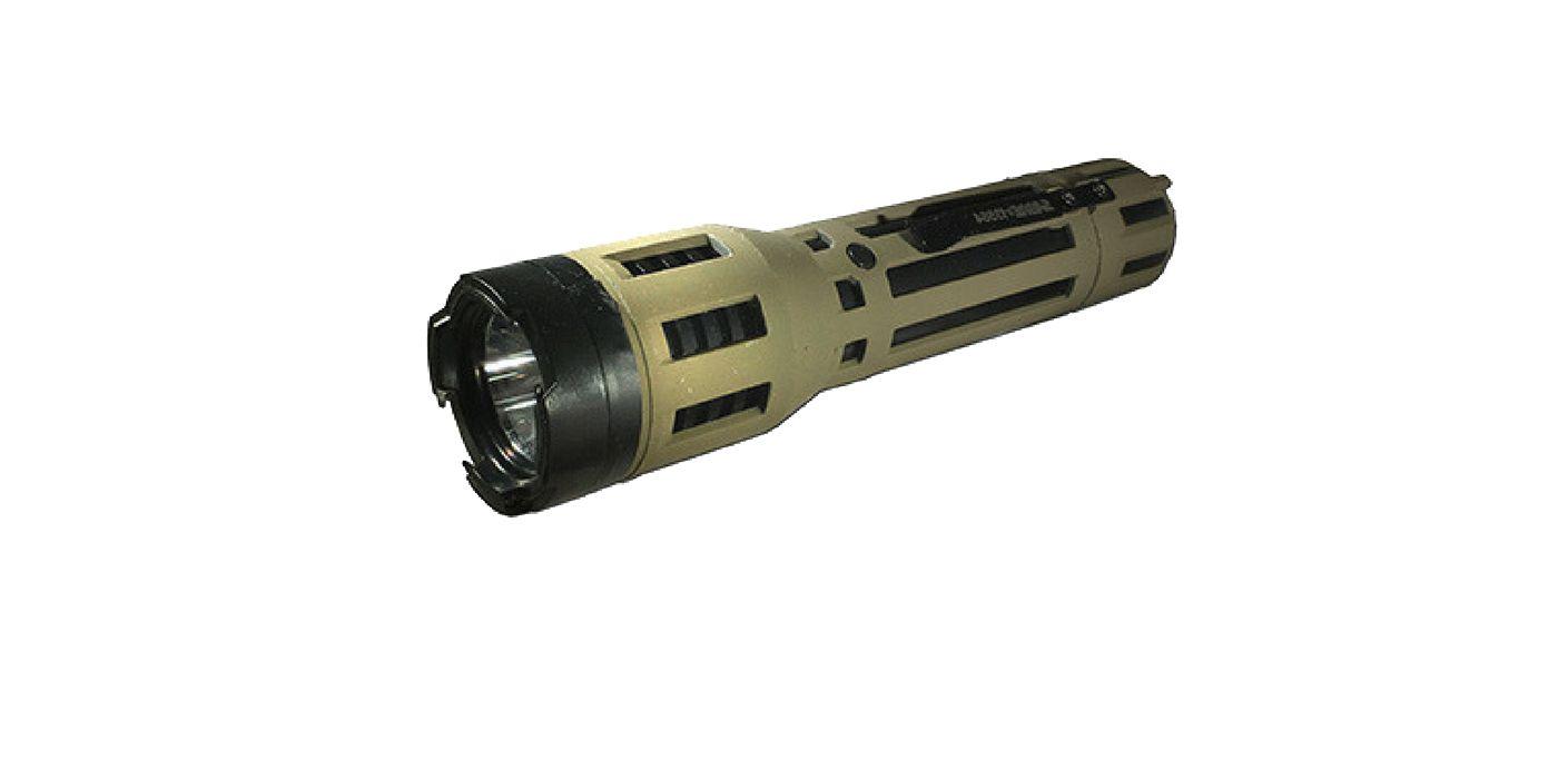 SABRE Strongest Stun Gun +Flashlight Combo
