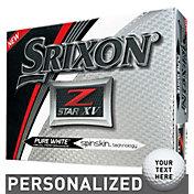 Srixon Z-STAR XV Personalized Golf Balls