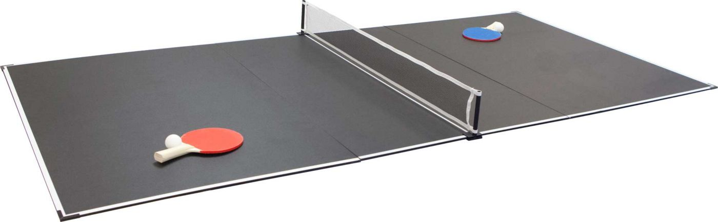 Sport Squad 4-in-1 Tennis Table Conversion Top and Game System