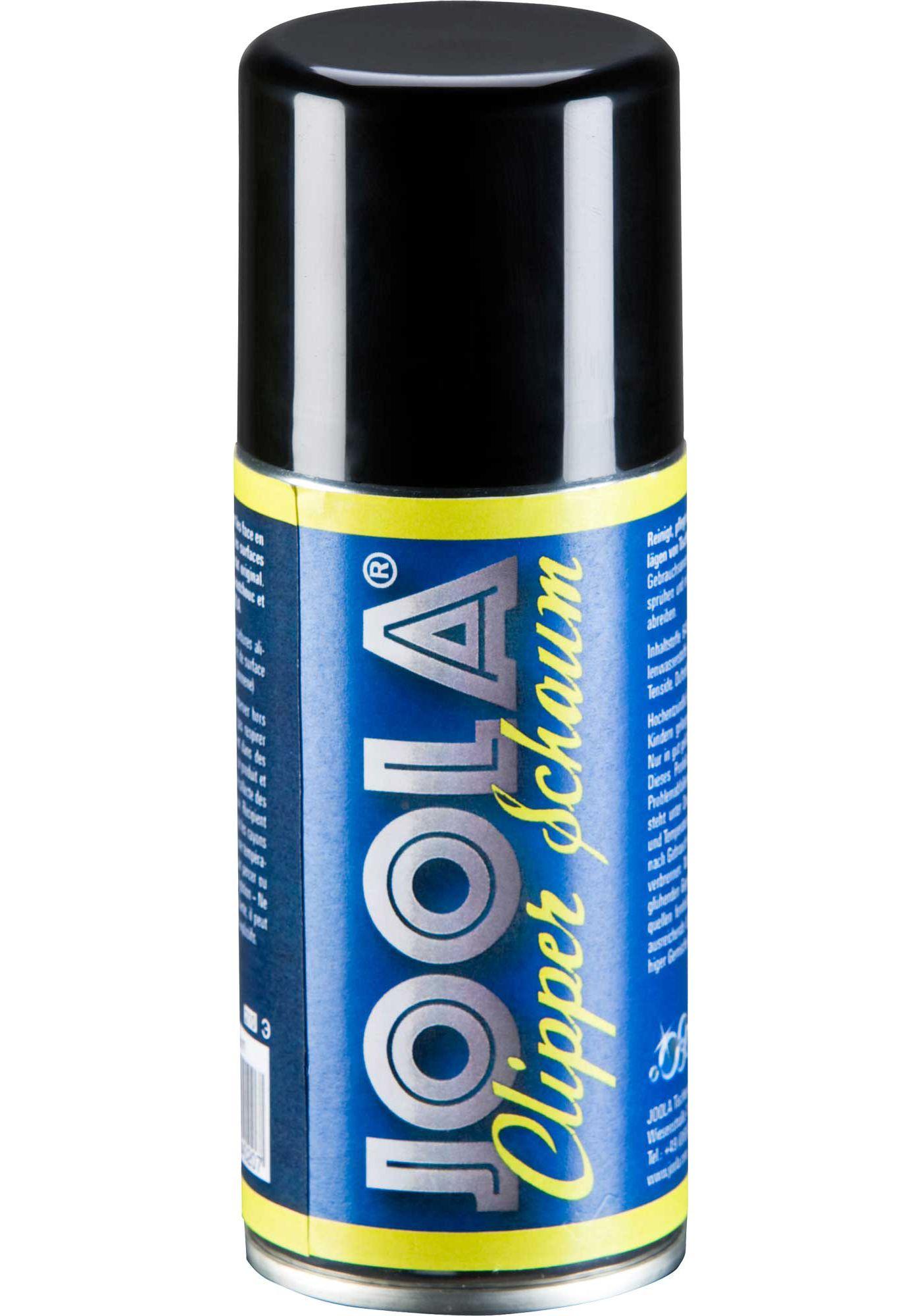 JOOLA 100mL Clipper Foam Rubber Cleaner