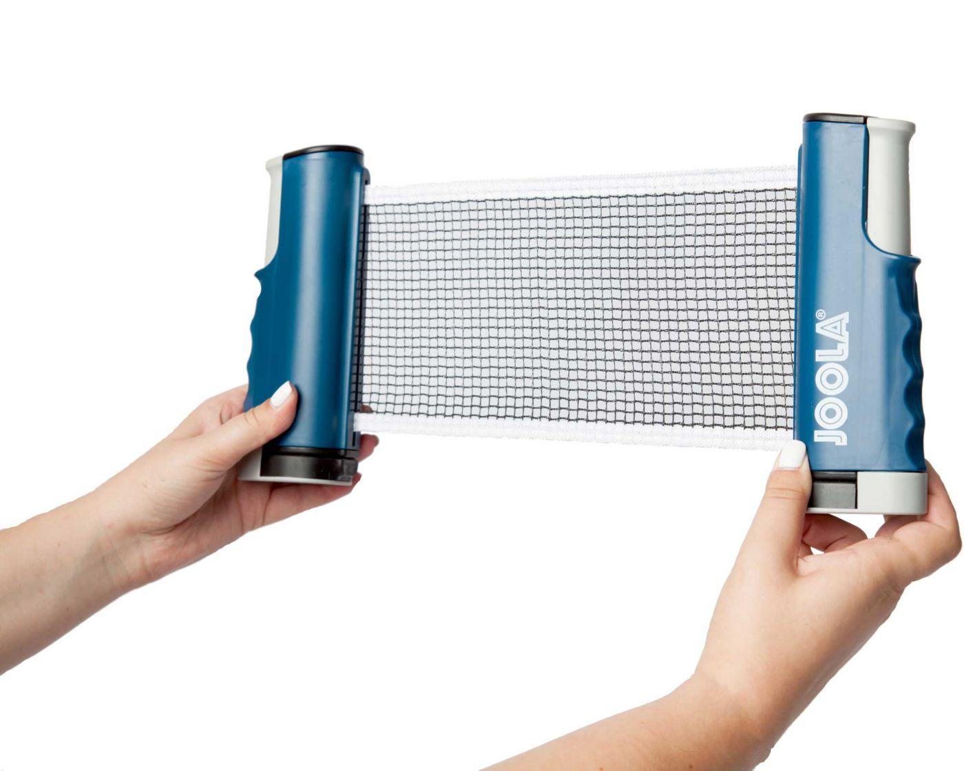JOOLA Retractable Portable Table Tennis Net