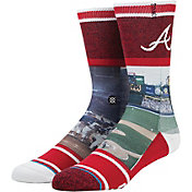 Stance Atlanta Braves Team Socks