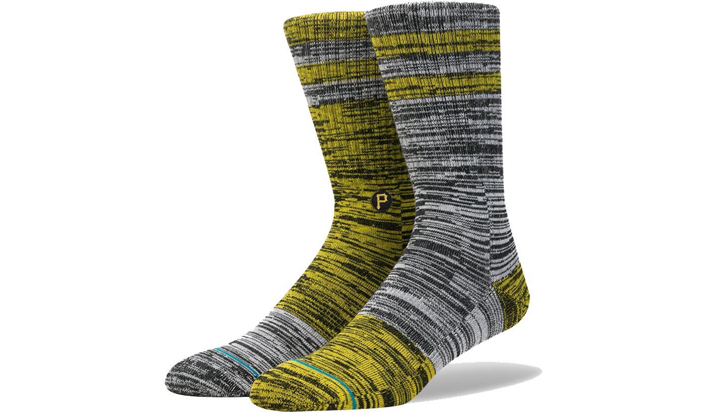 Stance Pittsburgh Pirates Greystone Socks