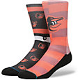 Stance Baltimore Orioles Splatter Socks