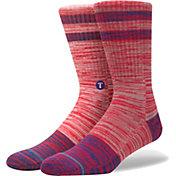 Stance Texas Rangers Greystone Socks