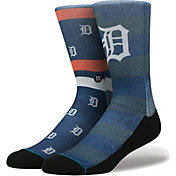 Stance Detroit Tigers Splatter Socks