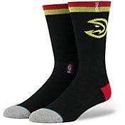 Stance Atlanta Hawks Arena Casual Logo Crew Socks