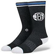 Stance Brooklyn Nets Jersey Crew Socks