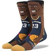 Stance Men's New Orleans Pelicans Anthony Davis Toon Socks