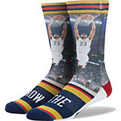 """Stance New Orleans Pelican """"The Brow"""" Socks"""