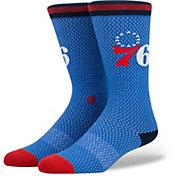 Stance Philadelphia 76ers Jersey Crew Socks
