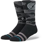 Stance Portland Trail Blazers Nightfall Crew Socks