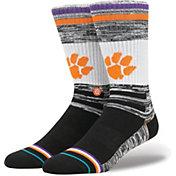 Stance Clemson Tigers Heather Varsity Socks
