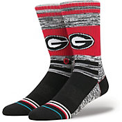 Stance Georgia Bulldogs Heather Varsity Socks