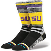 Stance LSU Tigers Heather Varsity Socks