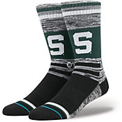 Stance Michigan State Spartans Heather Varsity Socks