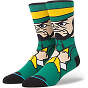 Stance Men's Notre Dame Fighting Irish Mascot Socks