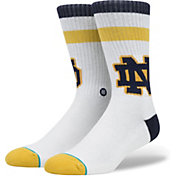 Stance Notre Dame Fighting Irish Striped Socks