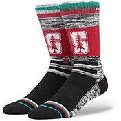 Stance Stanford Cardinal Heather Varsity Socks