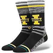 Stance Iowa Hawkeyes Heather Varsity Socks