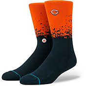 Stance Chicago Bears Fade Crew Socks